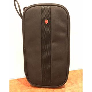 ビクトリノックス(VICTORINOX)のビクトリノックス トラベルラウンドファスナー パスポートケース 新品未使用品(旅行用品)
