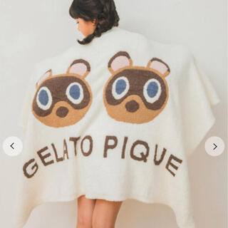 gelato pique - あつ森 ジェラピケ ブランケット