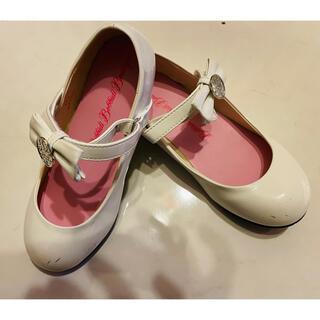 ディズニー(Disney)のディズニー フォーマルシューズ 女の子 フォーマル靴23cm(フォーマルシューズ)