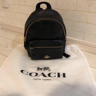 COACH - coach リュック