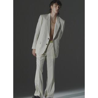 JOHN LAWRENCE SULLIVAN - LITTLEBIG 20ss Stripe 2B Single Jacket