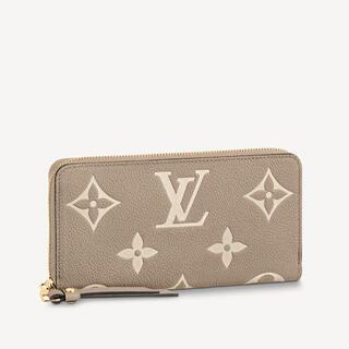 ルイヴィトン(LOUIS VUITTON)の【新品】ルイヴィトン モノグラム アンプラント 財布(財布)