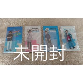 Johnny's - SnowMan 渡辺翔太 アクリルスタンド 4種