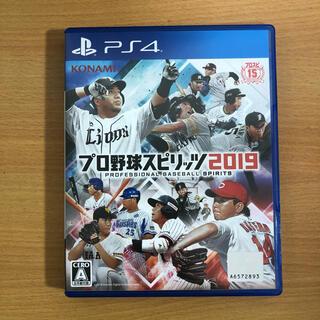 PlayStation4 - プロ野球スピリッツ2019 PS4
