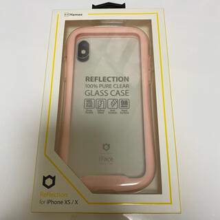 iPhoneケース iFace Reflection (iPhone XS/X)(iPhoneケース)