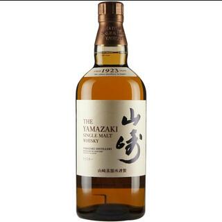 サントリー(サントリー)のサントリー 山崎 シングルモルト ウイスキー 43度 700ml(ウイスキー)