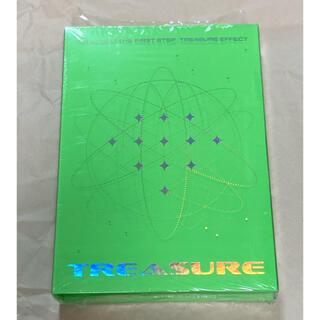 TREASURE アルバム グリーン(K-POP/アジア)