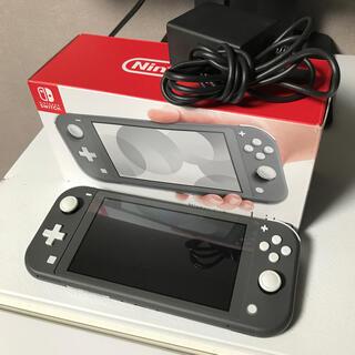 Nintendo Switch - ニンテンドースイッチ ライト グレー