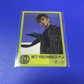 NCT マーク クリアカード