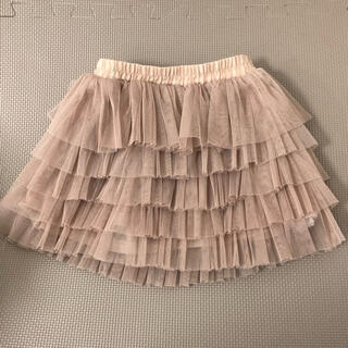 ZARA - ZARA ザラ チュールスカート スカート 116