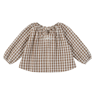 Caramel baby&child  - little cotton clothes 新品タグ付き未使用 ブラウス