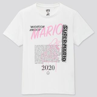 ユニクロ(UNIQLO)のUNIQLO UT(半袖) スーパーマリオ 140cm(Tシャツ/カットソー)