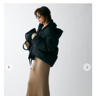 ミラオーウェン(Mila Owen)の★yai様★ Mila Owen 今季ダウンジャケット BLK 0サイズ(ダウンジャケット)