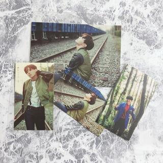 防弾少年団(BTS) - BTS✨花様年華pt.2✨購入特典✨ホソク✨J-HOPE✨ミニトレカ&カード