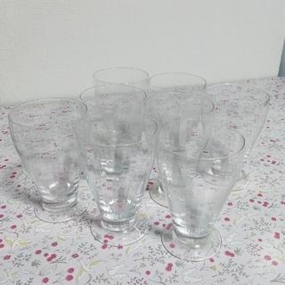 トウヨウササキガラス(東洋佐々木ガラス)の東洋佐々木ガラス グラス8個(グラス/カップ)