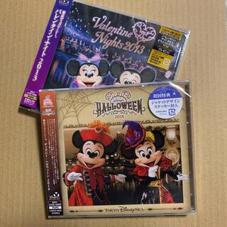 ディズニー(Disney)の東京ディズニーシー イベントCD 2枚セット(ハロウィーン&バレンタインナイト)(その他)