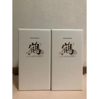 ニッカウヰスキー - ニッカ ウイスキー 鶴 2本セット