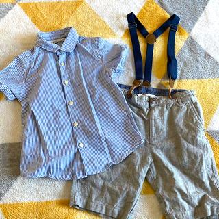 エイチアンドエム(H&M)のキッズ セミフォーマル 入園式 卒園式(ドレス/フォーマル)