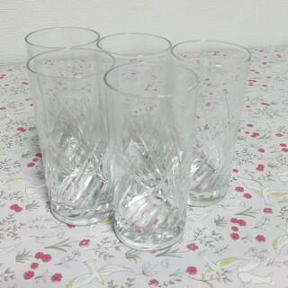 トウヨウササキガラス(東洋佐々木ガラス)の東洋佐々木ガラス ウォーターグラス5個(グラス/カップ)