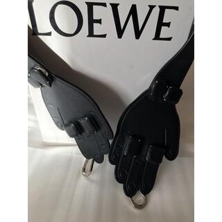 ロエベ(LOEWE)のロエベショルダーバッグストラップ ブラック(その他)