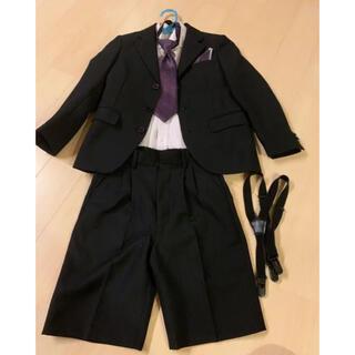 男の子スーツ120cm(ドレス/フォーマル)