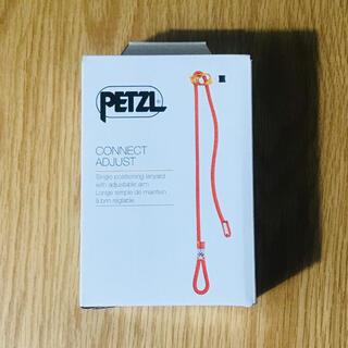 ペツル(PETZL)のPETZL CONNECT ADJUST ペツル コネクト アジァスト(登山用品)