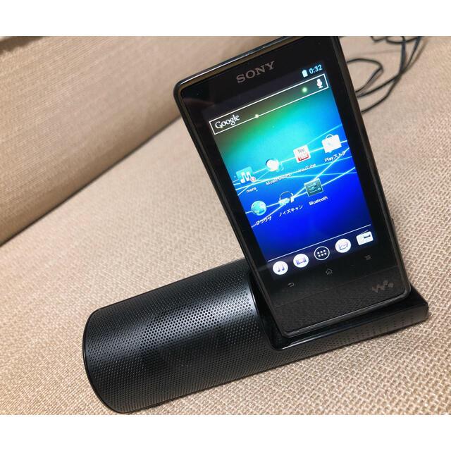 SONY(ソニー)の※値下げ※ WALKMAN 【sony NWF805】 スマホ/家電/カメラのオーディオ機器(ポータブルプレーヤー)の商品写真