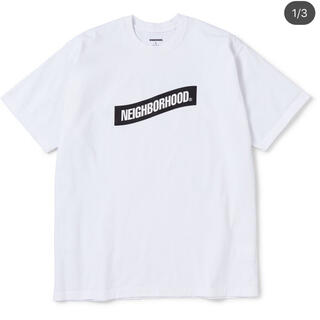 NEIGHBORHOOD - 新品 size XL ホワイト NEIGHBORHOOD ネイバーフッド