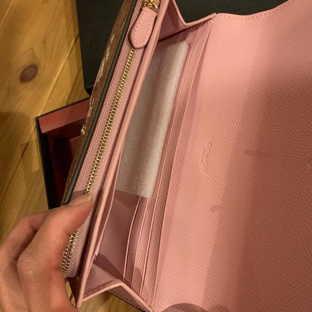 COACH(コーチ)のCOACH 長財布 レディースのファッション小物(財布)の商品写真