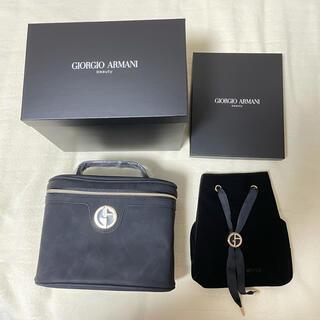 Giorgio Armani - アルマーニビューティー⭐︎バニティバッグ⭐︎非売品⭐︎ノベルティ⭐︎ポーチ