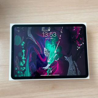 Apple - iPad Pro 11インチ 64 WiFi 2018年モデル スペースグレイ