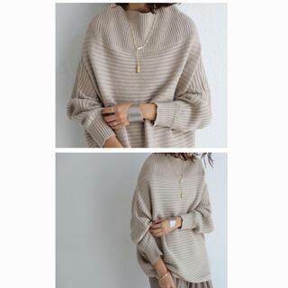 antiqua - 女っぽ♡セーター