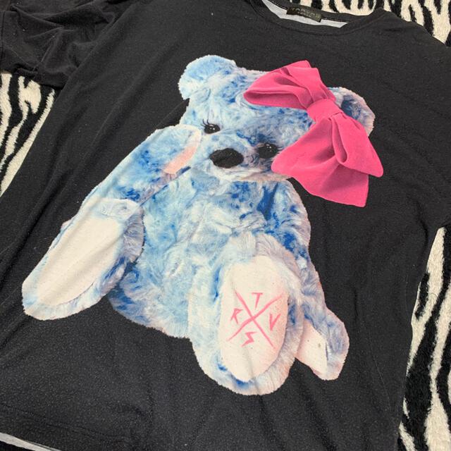 トラバストーキョー ビックTシャツ レディースのトップス(Tシャツ(半袖/袖なし))の商品写真
