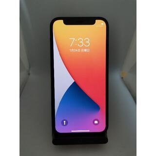 美品 iphone 12 mini 128GB ブラック