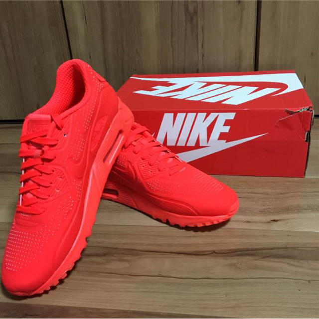 NIKE(ナイキ)の28㌢ エアマックス90 ウルトラモアレ メンズの靴/