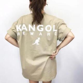 カンゴール(KANGOL)のKANGOL tシャツ(Tシャツ/カットソー(半袖/袖なし))