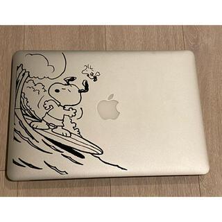 マック(Mac (Apple))のMacBook Air (13-inch, Early 2014)(ノートPC)