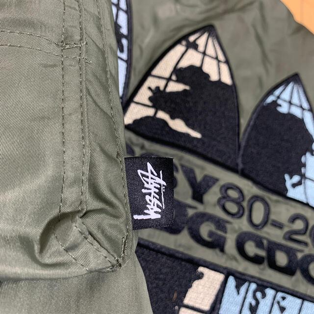 STUSSY(ステューシー)のstussy cdg コラボ アウター メンズのジャケット/アウター(ブルゾン)の商品写真
