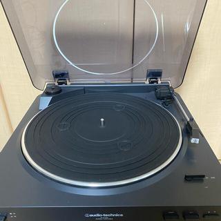 オーディオテクニカ(audio-technica)のオーディオテクニカ レコードプレーヤー at-pl300 交換針付き(ターンテーブル)