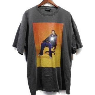 Balenciaga - BALENCIAGA(バレンシアガ) グレー18ss Tシャツ