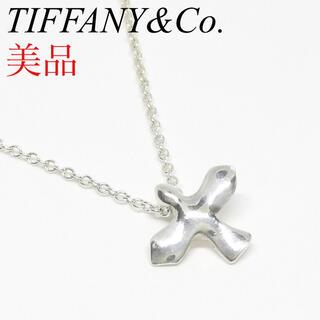 Tiffany & Co. - 【美品】 ティファニー エルサ ペレッティ バード ネックレス