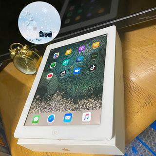iPad - 極美品 iPad4 16GB  WIFI モデル アイパッド 第4世代