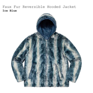 Supreme - Mサイズ  Supreme Faux Fur Reversible Jacket