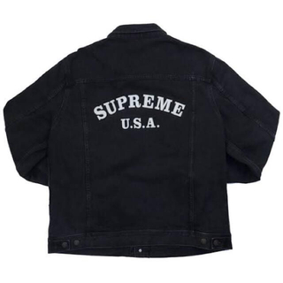 Supreme - supreme  Denim Trucker Jacket