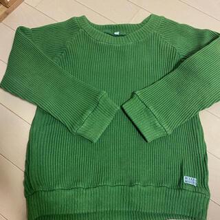 エフオーキッズ(F.O.KIDS)のOCEAN&GROUNDニット 110(Tシャツ/カットソー)