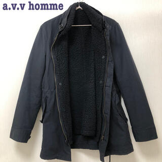 アーヴェヴェ(a.v.v)のa.v.v homme コート Lサイズ  メンズ  avvhomme(モッズコート)