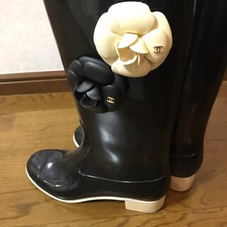 シャネル(CHANEL)のシャネルCHANELレインブーツ(レインブーツ/長靴)