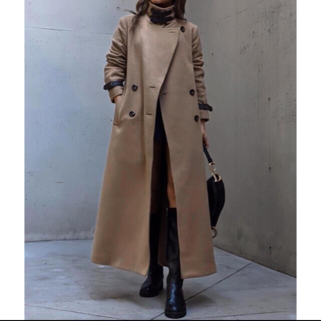 ACLENT コート  レディースのジャケット/アウター(ロングコート)の商品写真