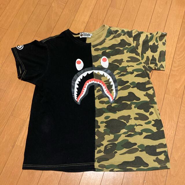 A BATHING APE(アベイシングエイプ)のa bathing ape Tシャツ メンズのトップス(Tシャツ/カットソー(半袖/袖なし))の商品写真