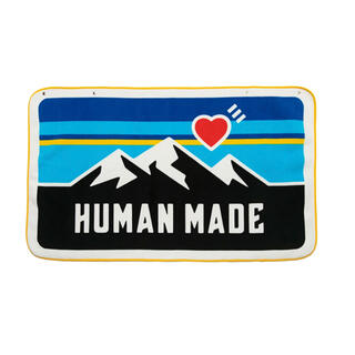 HUMAN MADE FLEECE BLANKET BEIGE ブランケット(その他)
